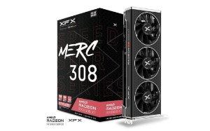 Placa de Vídeo AMD RADEON RX 6600XT 8GB GDDR6 128 BITS XFX - RX-66XT8TBDQ