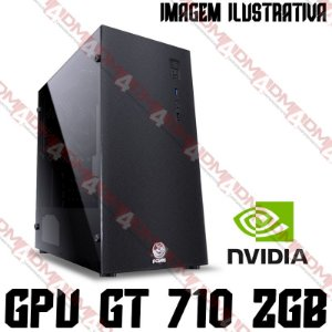 PC Gamer MOBA BOX Intel Core i7 Ivy Bridge 3770, 16GB DDR3, SSD 240GB, GPU NVIDIA GEFORCE GT 710 2GB