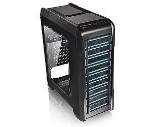 Gabinete ATX Gamer Thermaltake Versa N23 C/ Acrílico Lateral e USB 3.0