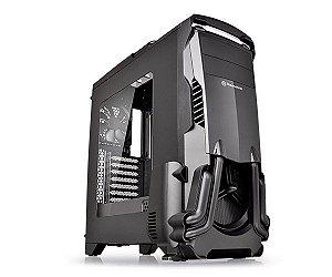 Gabinete ATX Gamer Thermaltake Versa N24 Black C/ Acrílico e USB 3.0