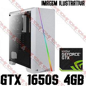 PC Gamer Intel Core i5 9400, 16GB DDR4, SSD NVME 256GB, GPU GEFORCE GTX 1650 SUPER 4GB