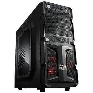 Gabinete CoolerMaster ATX - RC-K350-KWN1-EN Black
