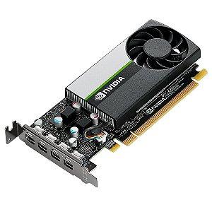 Placa de Vídeo Nvidia Quadro T600 - 4GB GDDR6 - 128 Bits PNY -VCNT600-PB