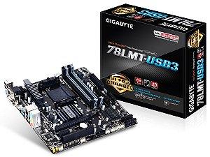 Placa Mãe Gigabyte 78LMT-USB3 AM3+