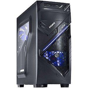 (Recomendado) PC Gamer Intel Core I3 Skylake, 8gb DDR4, HD 1 Tera, AMD Radeon RX 460 - 2gb