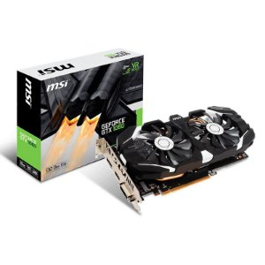 Placa de Vídeo Geforce GTX 1060 OC 3gb DDR5 - 192 Bits MSI 912-V809-2226