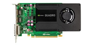 Placa de Vídeo Nvidia PNY Quadro K2200 - 4gb DDR5 - 128 Bits Workstation VCQK2200-PB