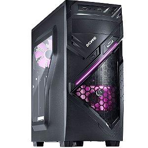 (Recomendado) PC Gamer Intel Core I3 Skylake, 8gb DDR4, HD 1 Tera, AMD Radeon RX 470 OC 4gb