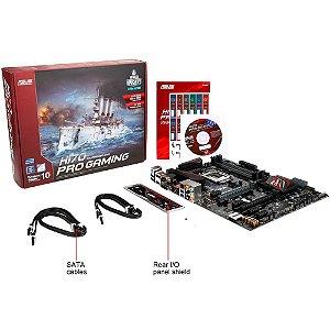 Placa Mãe ASUS H170 Pro Gaming DDR4 LGA 1151