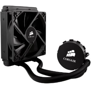 Water Cooler Corsair H55 Hydro Series Quiet Edition - CW-9060010-WW