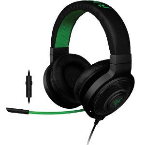 Headset Razer Kraken Pro 2015 Com Microfone e Controle de Volume Black