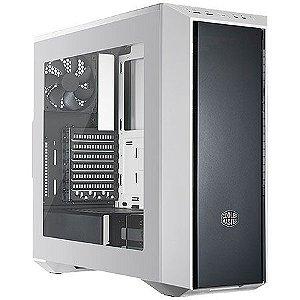 Gabinete ATX Gamer Cooler Master BOX 5 Branco C/ Lateral de Acrílico MCX-B5S2-WWNN-01
