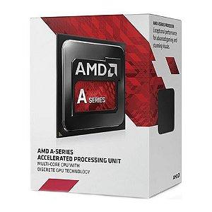 Processador AMD A8 7600 QuadCore 3.8 Ghz C/ 4Mb Cache FM2+ AD7600YBJABOX