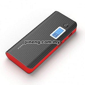 Bateria Externa Portátil Power Bank Pineng 10000mah Pn-968 Preto