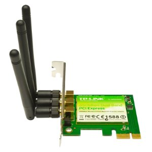 Placa de Rede Wi-Fi TP-LINK PCI Express Wireless TL-WDN4800 Dual Band
