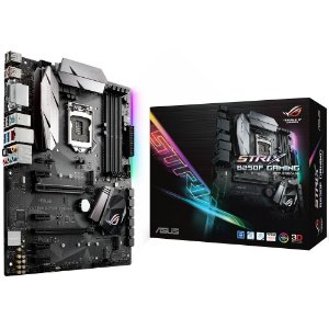 Placa Mãe ASUS ROG STRIX B250F Gaming DDR4 Socket LGA 1151