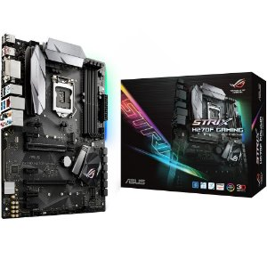Placa Mãe ASUS ROG STRIX H270F Gaming DDR4 Socket LGA 1151
