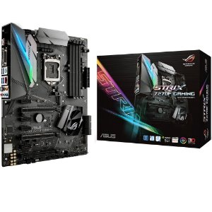 Placa Mãe ASUS ROG STRIX Z270F Gaming DDR4 Socket LGA 1151