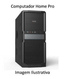 Computador Intel Home Pro Core I5 Haswell, 8gb DDR3, HD 1 Tera