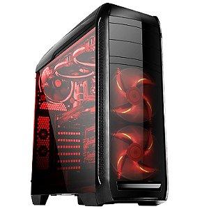 (Recomendado) PC Gamer AMD Ryzen 1400, 8gb DDR4, HD 1 Tera, AMD Radeon RX 470 OC 4gb