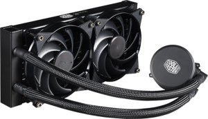 WATER COOLER MASTER LIQUID 240V DUAL FAN MLX-D24M-A20PW-R1 - COOLER MASTER