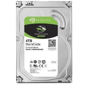 HD 4 Teras P/ Desktop Sata 6gbs 64MB Cache Seagate Barracuda 5900 RPM ST4000DM005