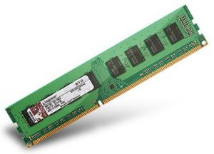 Memória P/ Desktop 4GB DDR4 2133 Mhz CL15 Kingston - KVR21N15S8/4 (1X4gb)