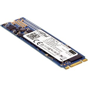 SSD Crucial M.2 275GB Leituras: 530MB/s e Gravações: 500MB/s - CT275MX300SSD4