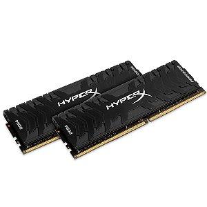 Memória Kingston HyperX Predator 16GB (2x8GB) 3000Mhz DDR4 CL15 - HX430C15PB3K2/16
