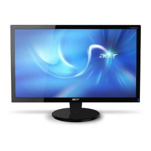 Monitor Acer LED 15.6 Polegadas LCD WideScreen P166HQL