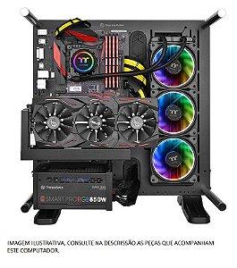 PC Gamer Intel Core I7 Kaby Lake 7700K, 16gb DDR4, SSD M2 500gb, Geforce GTX 1080TI OC 11gb