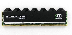Memória 8gb DDR4 CL15 2400 Mhz 1.2V Mushkin Blackline 992199F (1X8gb)