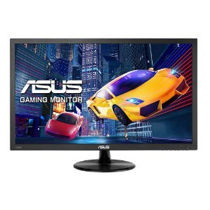 (Liquidação) Monitor Gamer 27 Polegadas FULL HD C/ 1Ms e Flicker Free ASUS VP278H-P