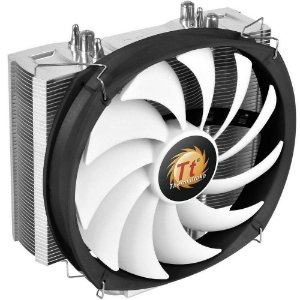Cooler FAN Thermaltake Silent 14 140mm Branco CL-P002-AL14BL-B