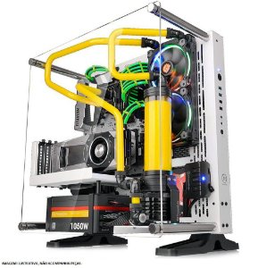 Gabinete Thermaltake CORE P3 SE Snow Edition CA-1G4-00M6WN-02