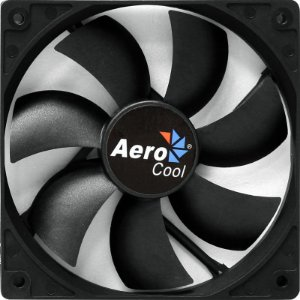 Cooler FAN AeroCool 120x120 Dark Force Black EN51332 1099-9