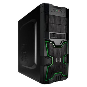 PC Gamer Intel Core I5 Sandy Bridge 2400, 8GB DDR3, HD 1 Tera, Geforce GT 730 4GB