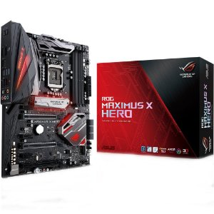 Placa Mãe ASUS ROG MAXIMUS X HERO Chipset Z370 LGA 1151