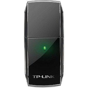 Adaptador Wireless DualBand TP-Link USB 2.0 AC600 Archer T2U