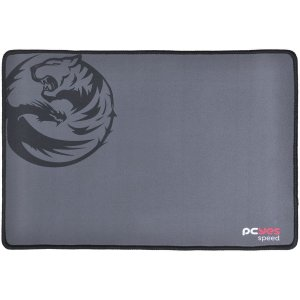 Mousepad Gamer PCYes Dash Speed M Cinza 355x254x3mm