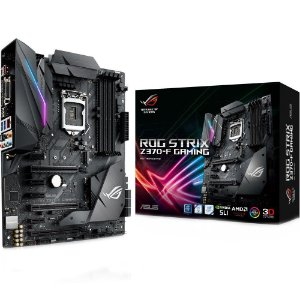 Placa Mãe ASUS ROG STRIX CHIPSET INTEL Z370-F GAMING Socket LGA 1151