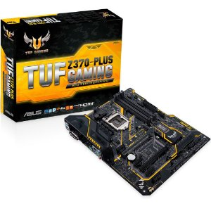 Placa Mãe ASUS TUF CHIPSET INTEL Z370-PLUS GAMING LGA 1151