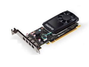 Placa de Vídeo Nvidia Quadro P620 - 2GB GDDR5 - 128 Bits PNY -VCQP620V2-PORPB