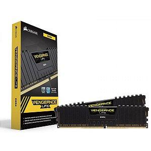 Memória Corsair Vengeance LPX 32GB (2x16GB) 3000Mhz CL16 - CMK32GX4M2D3000C16