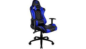 Cadeira Gamer Profissional THUNDERX3 TGC12 Preta/Azul (Somente Retirada)