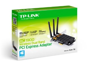 PLACA PCI EXPRESS TP-LINK AC1900 WIRELESS DUAL BAND, ARCHER T9E