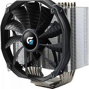 Cooler Profissional Para Processador Intel e AMD Universal C/ FAN 12CM AIR6 FORTREK