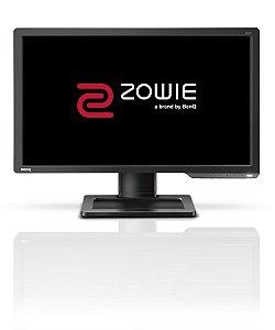 Monitor Gamer 24 Polegadas e-Sports BenQ ZOWIE XL2411P - 144Hz 1Ms DVI-DL/HDMI/DP