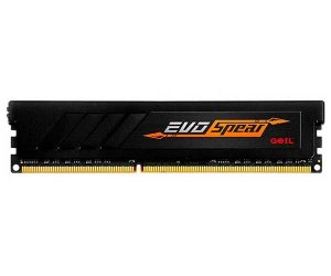 Memória P/ Desktop 16GB DDR4 CL15 2400 Mhz GEIL EVO SPEAR GSB416GB2400C16SC (1X16GB)