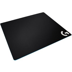Mousepad Gamer Logitech G640 Speed Large Cloth 400x460mm